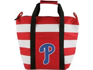 Philadelphia Phillies MLB Freeze Striped Insulated Tote Bag