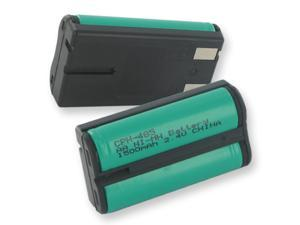 1 Piece of EMPIRE 2.4V 1500mAh NiMH Battery for Panasonic HHR-P546A and Vtech 80-5017-00-00