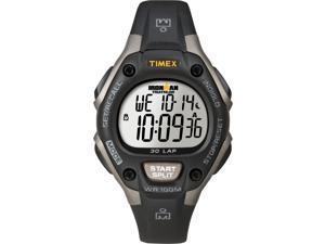 Timex Ironman | 30-Lap Gray Case Black Strap 100m Water Resistant | Sport T5E961
