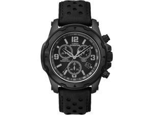 Timex Men's Expedition Sierra Tachymeter Shock-Resistant Black Outdoor TW4B01400