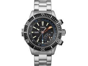 Timex Adventure Men's   Depth Gauge 200m Water Resistant   Quartz Watch T2N809