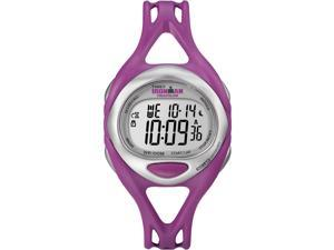 Timex Ironman Women's | Pink Strap Pink Case 50 Lap | Durable Sport Watch T5K759