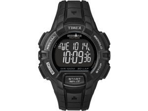 Timex Ironman Men's | Black Case & Gray Accents | Digital 30-Lap Rugged T5K793