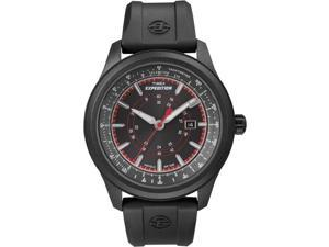 Timex Men's Expedition | Analog Core Black Case Black Resin Strap | T49920
