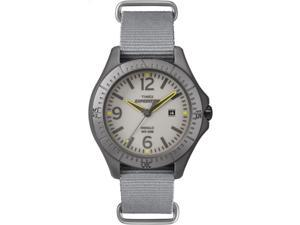 Timex Expedition | Gray Strap Gray Case Indiglo | Camper Elevated Watch T49931