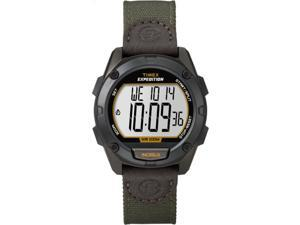 Timex Men's Expedition | Digital Core Green Strap Day/Date Timer | T49947