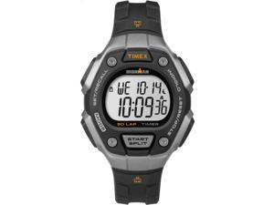 Women's 30-Lap Sports Watch | Black/Gray 100m W Resist | Timex Ironman TW5K89200