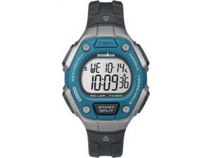 Timex Women's Ironman Classic 30 | Black Band Gray Case | Sport Watch TW5K89300