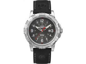 Timex Men's Expedition | Rugged 50m Water-Resistant Black Strap | Watch T49988