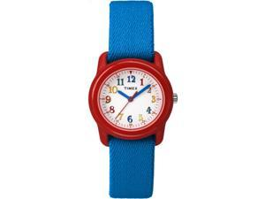 Timex Youth Timex Kids Analog | Blue Strap Red Case | Watch TW7B99500