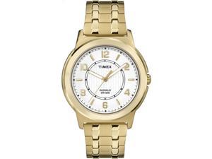Timex Men's Bank Street | Gold-Tone Band Gold-Tone Case | Watch TW2P62000