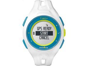 Timex Ironman Run x20 | GPS Sports Watch w Speed Distance Calories | TW5K95300
