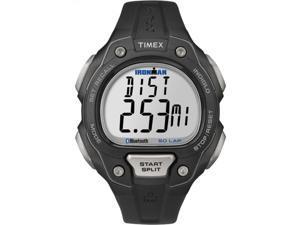 Timex Mens Ironman Classic 50 Move+ / Black Case GPS Sport Watch TW5K86500