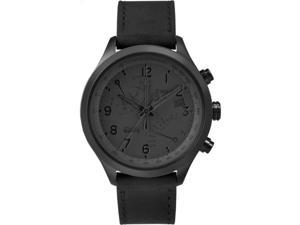 Timex Men's Intelligent Quartz | Fly-Back Chronograph Black | Watch TW2P79000