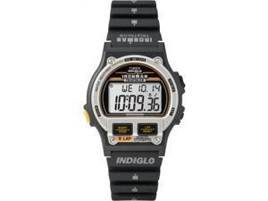 Timex Ironman Triathlon   Original 8-Lap Timer Black Resin   Sport Watch T5H961