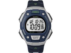 Timex Men's Ironman Classic 30 Lap | Black Band Gray Case | Sport Watch T5K823