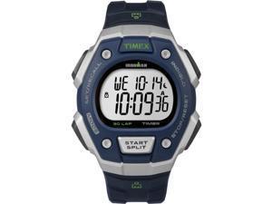 Timex Men's Ironman Classic 30 Lap | Black Band Gray Case | Sport Watch T5K823
