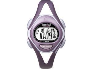 Timex Women's Ironman | 50-Lap Mid Size Sleek Purple Case | Sports Watch T5K007