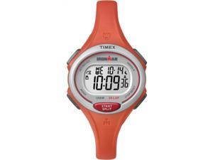 Timex Ironman Essential 30 Lap Multi-Function Digital Sports Watch - Orange