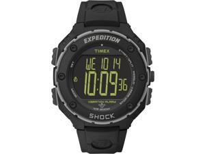 Men's Shock XL  | Chronograph Black Case Gray Accents | Timex Expedition T49950