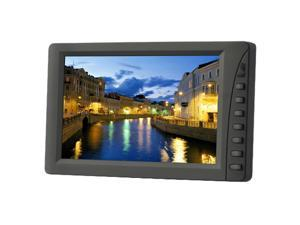 "LILLIPUT 7"" EBY701-NP/C/T 16:9 VGA Touch Screen Monitor with Composite input for computer and car backup camera system +Built-in speaker,Remote control"