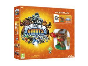 Skylanders Giants Booster Pack (New Game + Figure Included)