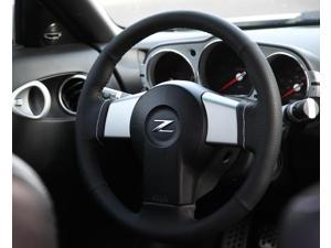 Nissan 350Z 2003-08 steering wheel cover by RedlineGoods