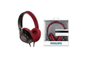 Philips SHL5800 Headband headphones Over-ear Red /GENUINE
