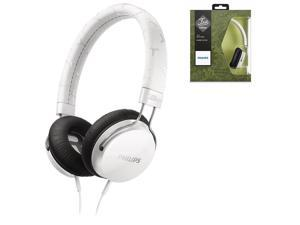 Philips SHL5300WT CitiScape Headband Headphones Fixie On-ear SHL5300 White