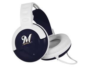 KOSS PFJMLBMKE Fan Jams Headphones Milwaukee Brewers /GENUINE