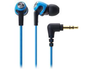 Audio-technica ATH-CK323M/LBL In-Ear Earphones headphones ATHCK323M Light Blue