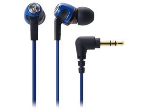 Audio-technica ATH-CK323M/BL In-Ear Earphones headphones ATHCK323M Blue GENUINE