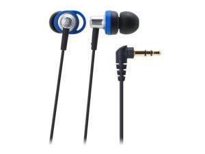 Audio-Technica ATH-CK505M/BL Earphones Headphones ATHCK505M Blue