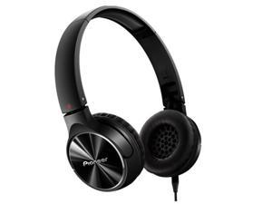 Pioneer SE-MJ542-K Headphones Dynamic Stereo Sound 40mm SEMJ542 Black /GENUINE