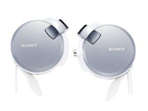 Sony MDR-Q38LW/S Silver Type Headphones wiith Retractable Cord MDRQ38LW /GENUINE