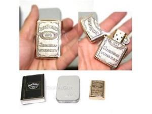 Zippo JACK DANIEL'S Gold Made in USA /GENUINE and ORIGINAL Packing