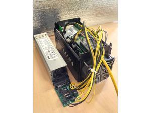 Bitmain Antminer S5 1155 Gh/s Bitcoin BTC ASIC Miner + 750W PSU