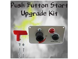 Keep It Clean Wiring Accessories RSL308415 1978 Oldsmobile Omega Push Button Start Module w/ Kill Switch 12V Pro 250 Push