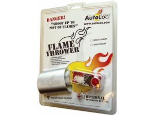 Autoloc Dual Exhaust Flame Thrower Kit AUTFLAME2