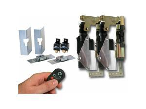 Autoloc Large Power Bear Claw Door Latches With Remotes AUTBCLGPR