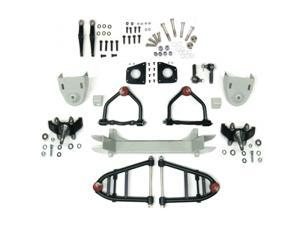 Helix Suspension Brakes and Steering HEXIFS1062299TRR Mustang II 2 IFS Front End kit for 50-65 International fits Wilwood  TCI Brakes