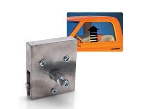 AutoLoc Power Accessories AUTEWS1 Electric Window Switch (Spline Shaft) electric window crank switch window switch  power window switch crank switch
