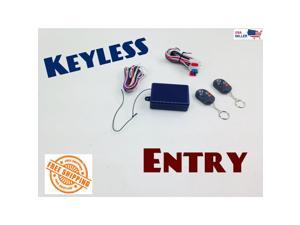 PROTOCOL PERFORMANCE PRODUCTS Keyless Entry 698905 1968 Fits Omega Omega Keyless Entry System 3 Function control locking clicker