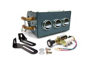 Zirgo High Performance Cooling Products HMB5701 Hot Rod Engine Coolant Heater Kit w/ 2-position 12v Switch