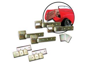 AutoLoc Power Accessories 9614 2  Door Individual Suicide Hidden Hinge System 12