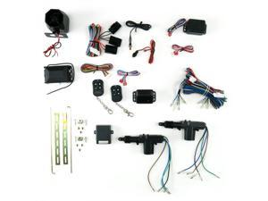 AutoLoc Power Accessories KLT144191 Chevy / GM / BPOC 2 Door Power Lock Keyless Entry Retrofit Kit w Autoloc Alarm