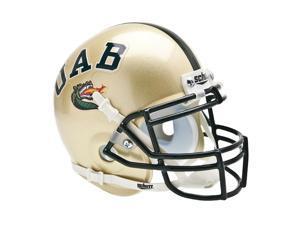 Alabama Birmingham Blazers NCAA Authentic Mini 1/4 Size Helmet