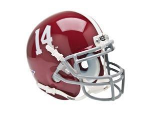 Alabama Crimson Tide NCAA Authentic Mini 1/4 Size Helmet