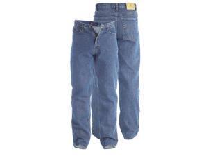 "Mens Rockford Denim Jeans Straight Fit Big Kingsize RJ510 Size 42"" - 60"" Waist"