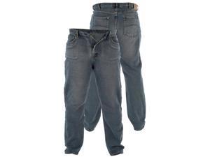"Mens Rockford Denim Jeans Straight Fit Big Kingsize RJ570 Size 42"" - 60"" Waist"